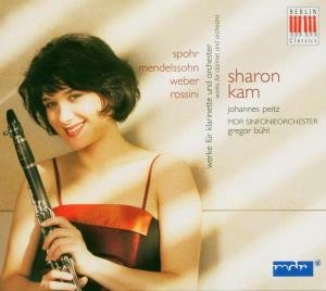 Werke Für Klarinette und Orchester