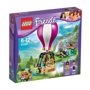 LEGO 41097 - Friends: Heatlake Heißluftballon