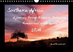 Southern Africa 2016 (Wall Calendar 2016 DIN A4 Landscape)