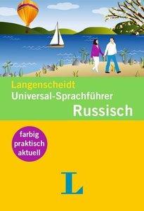 Russisch. Universal - Sprachführer. Langenscheidt