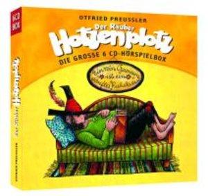 Der Räuber Hotzenplotz- die große 6 CD-Hörspielbox