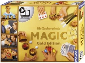 Kosmos 698232 - Die Zauberschule: Magic Gold Editions