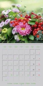 Charming Still Lifes (Wall Calendar 2016 300 × 300 mm Square)