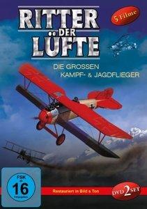Ritter der Lüfte-Die großen Kampf-& Jagdflieger