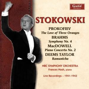 Stokowski Dirigiert Brahms 4/+