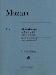 Konzert für Klavier und Orchester A-dur KV 488