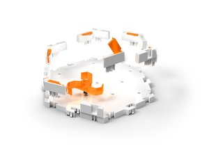 Invento 501118 - Hexbug Nano: Construct Habitat Set