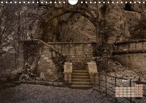 Zeugen der Vergangenheit (Wandkalender 2017 DIN A4 quer)