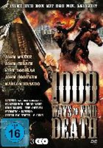 1.000 Ways to find Death (DVD)