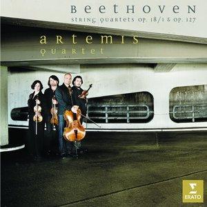 Streichquartette op.18,1 & 127