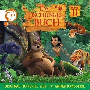 11: Das Dschungelbuch-Orig.Hörspiel Zur TV-Serie