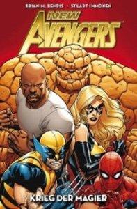New Avengers 01. Krieg der Magier