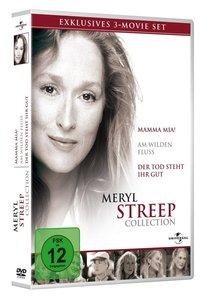 Meryl Streep (Mamma Mia,Wilder Fluss,Tod