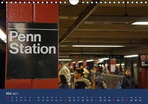 New York (Wandkalender 2017 DIN A4 quer)
