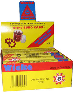 Sohni-Wicke 8er Ringe 240 Schuss im Karton
