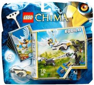 LEGO® Legends of Chima 70101 - Scheibenschießen