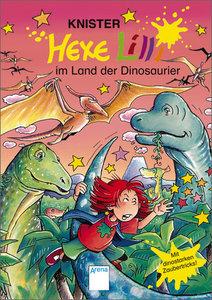 Hexe Lilli 17 im Land der Dinosaurier