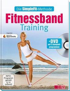 Die SimpleFit-Methode - Fitnessband-Training (Mit DVD)