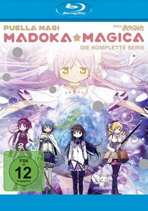 Madoka Magica Komplettbox