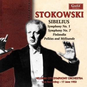 Stokowski Dirigiert Sibelius 1+7