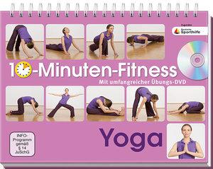 10-Minuten-Fitness Yoga