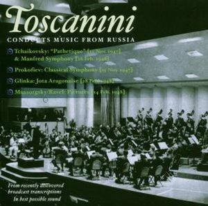 Toscanini Dirigiert Russische