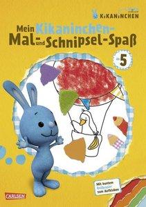 KiKANiNCHEN: Mein Kikaninchen-Mal- und Schnipsel-Spaß