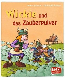 Wickie und das Zauberpulver