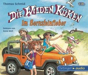Die Wilden Küken - Im Bernsteinfieber (3CD)