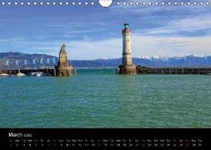Lake Constance (Wall Calendar 2015 DIN A4 Landscape)