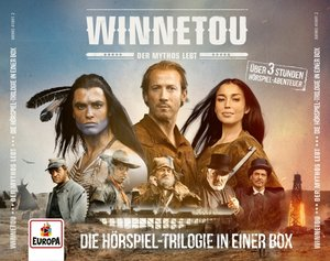 3er Box/Winnetou-Der Mythos lebt