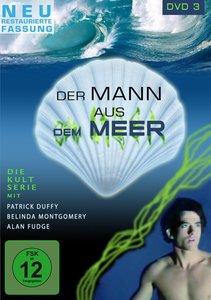 Der Mann Aus Dem Meer DVD 3 (3 Folgen) Neu Restaur