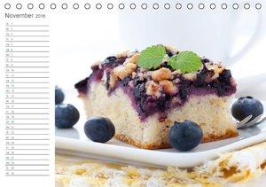 Mhhh ... Kuchenzeit Mein Küchenplaner (Tischkalender 2016 DIN A5