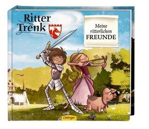 Der kleine Ritter Trenk Freundebuch