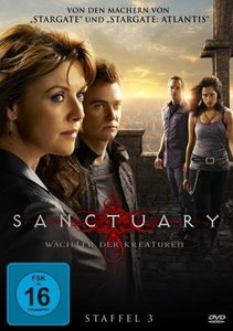 Sanctuary - Wächter der Kreaturen, Staffel 3