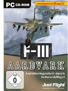 Flight Simulator X - FSX F-III Aardvark