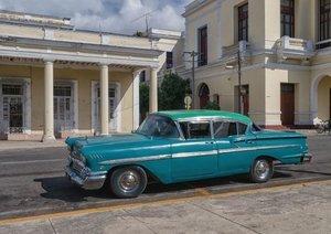 Cuba Cars (Posterbuch DIN A3 quer)
