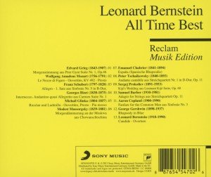 All Time Best - Reclam Musik Edition 22