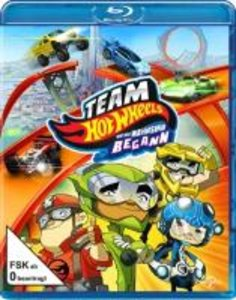 Team Hot Wheels-Wie der Wahnsinn began