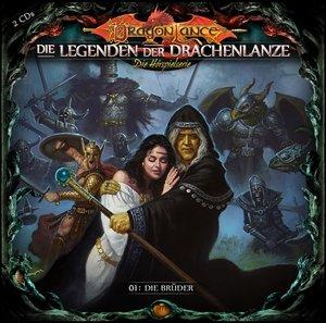 Die Legenden Der Drachenlanze 1: Die Brüder