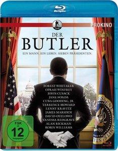 Der Butler (Blu-ray)