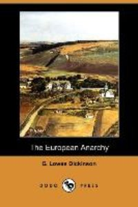 The European Anarchy (Dodo Press)