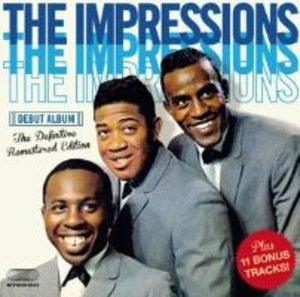 The Impressions Debut Album/+