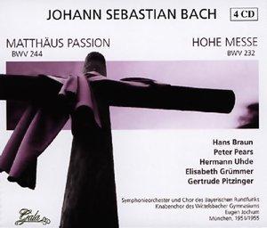 Matthäus Passion BWV 244