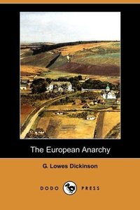 The European Anarchy (Dodo Press)