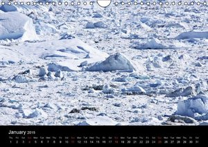 A Summer in Greenland (Wall Calendar 2015 DIN A4 Landscape)