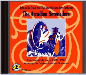 The Arcadian serenaders-1924-1925