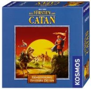 Die Fürsten von Catan Erweiterung Finstere Zeiten