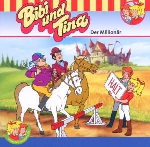 Bibi und Tina 24. Der Millionär. CD