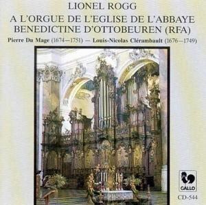 Lionel Rogg In Ottobeuren